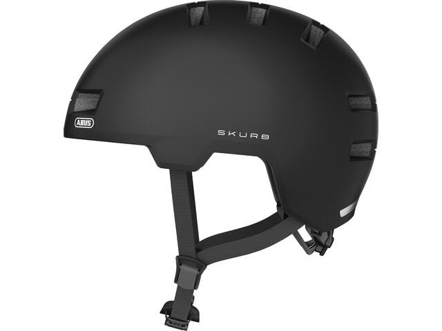 ABUS Skurb Helm schwarz